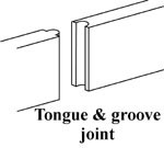 Tongue & Groove